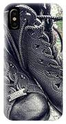 Traveling Boots Kentucky IPhone Case