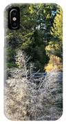Travertine Tree IPhone Case