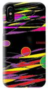 Strange By Terry R. Brooks IPhone Case