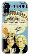 Treasure Island 1934 IPhone Case