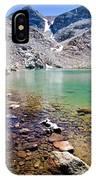 Treasure Lake 3 Rocky Shoreline IPhone Case
