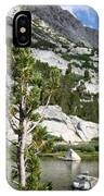 Treasure Lake Pine IPhone Case