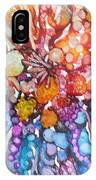Treasures From Rainbow Reef IPhone Case