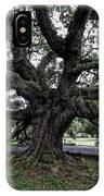 Treaty Oak 12 14 2015 029 IPhone Case