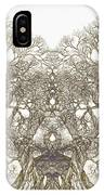 Tree 20 Hybrid 1 IPhone Case