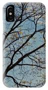 Tree Against The Sky IPhone Case