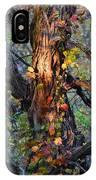 Tree And Vine IPhone Case