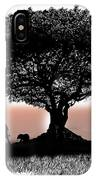 Tree Art IPhone Case