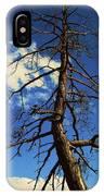 Tree At Bryce Canyon Utah. IPhone Case