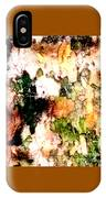 Tree Bark 1 Abstract IPhone Case