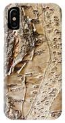 Tree Bark 9 IPhone Case