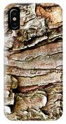 Tree Bark Abstract IPhone Case