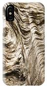 Tree Bark And Hand IPhone Case