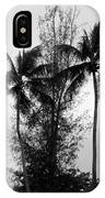 Tree Between The Trees IPhone Case