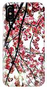 Tree Blossoms IPhone Case