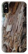 Tree Branch Texture 3 IPhone Case