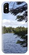 Tree By The Water IPhone Case