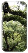 Tree Drama IPhone Case