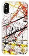 The Big Fall IPhone Case