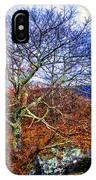 Tree Fan IPhone Case
