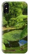 Tree Ferns IPhone Case