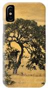 Tree Formation 2 IPhone Case
