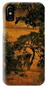 Tree Formation IPhone Case
