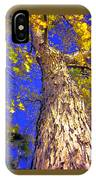 Tree In Motion IPhone X Case
