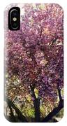 Tree In Pink IPhone Case