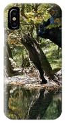 Tree In The River IPhone Case