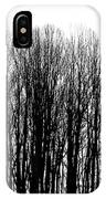 Tree Lined IPhone Case