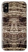 Tree Mask IPhone Case