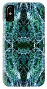 Tree Moss Mandala IPhone Case