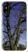 Tree Of Blue IPhone Case