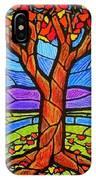 Tree Of Grace - Autumn IPhone Case