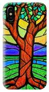 Tree Of Grace - Summer IPhone Case