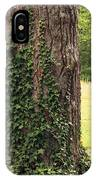 Tree Of Ivy IPhone Case