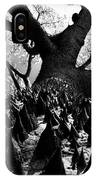Tree Of Thorns B IPhone Case