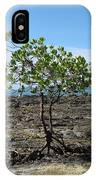 Tree On The Rocks IPhone Case