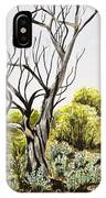 Tree Painting IPhone Case