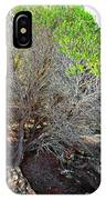 Tree Rock And Life IPhone Case