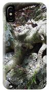 Tree Roots On The Bank IPhone Case