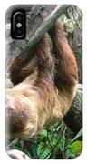 Tree Sloth IPhone Case