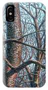 Tree Study IPhone Case