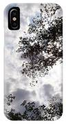 Tree Swirl IPhone Case