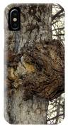 Tree Wart IPhone Case