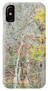 Trees 024 IPhone Case