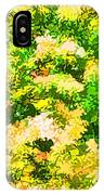 Trees And Leaves 1 IPhone Case