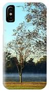 Trees By The Water IPhone Case