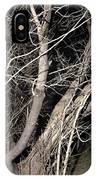 Trees Closeup IPhone Case